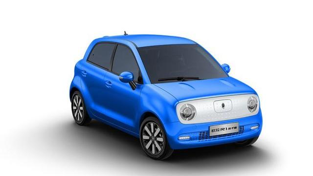 仅7.38万到手,入门级电动车欧拉R1亲子版发布