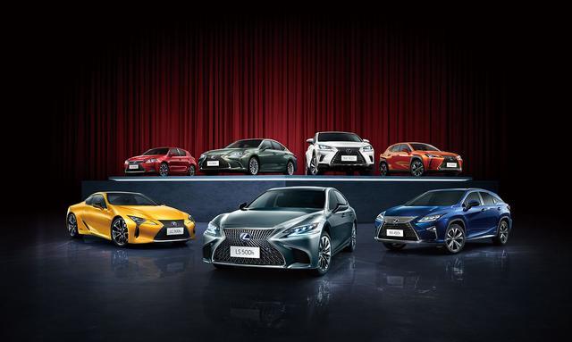 混动车型销量占比近30%,雷克萨斯8月在华销量达16921辆