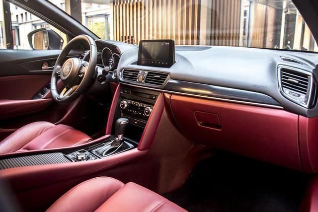 新款马自达CX-4发布官图 11月正式上市