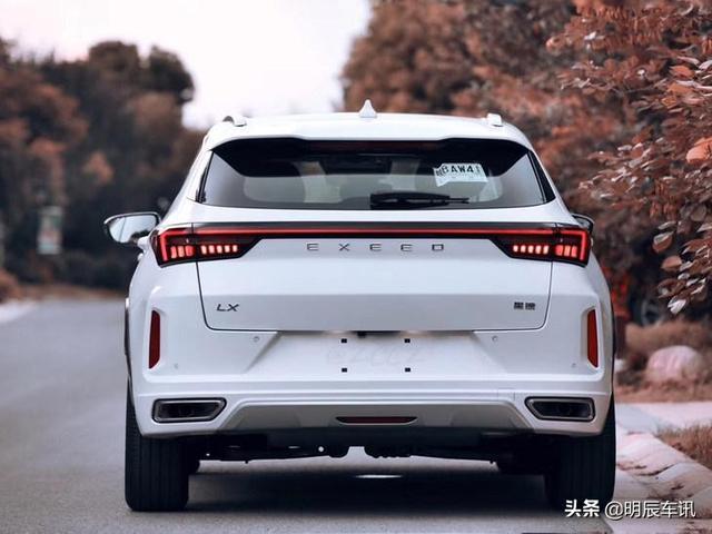 星途汽车:星途TX销量或回升,星途LX预计10月份能销4000辆左右