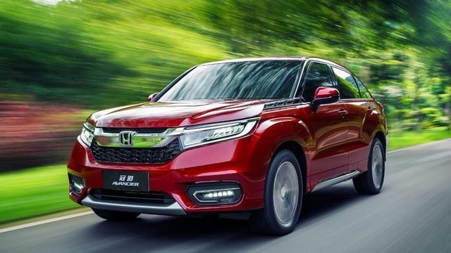 本田品牌10月总计卖了147716辆车!冠道和思域是大粗腿