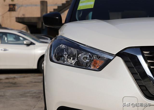省油耐用的合资小型SUV!百公里油耗低至6L