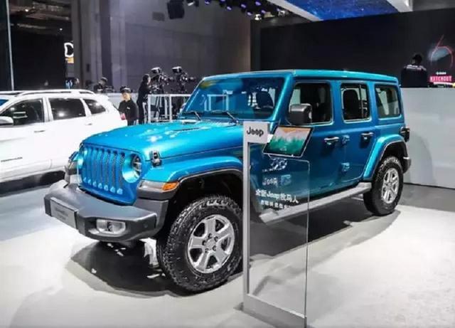 Jeep牧马人插电混动版 将于2020年上市