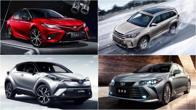 10月总计13.8万辆,卡罗拉就卖掉32964辆!丰田品牌10月销量分析