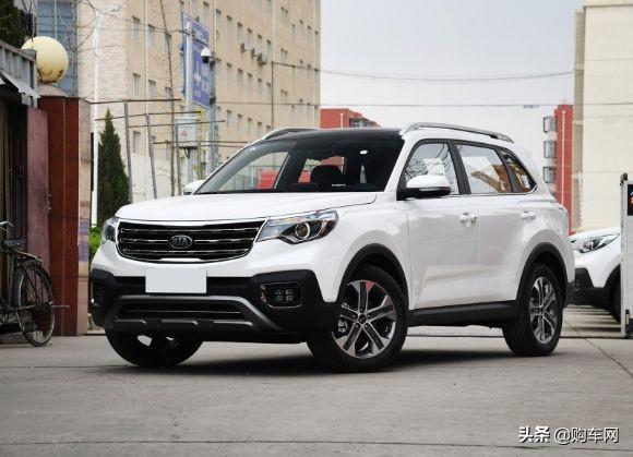 10月韩系SUV销量排名,同比下跌24%,起亚智跑销8761辆领跑