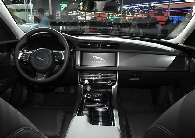 2020款捷豹XFL上市,售价37.58-57.88万元