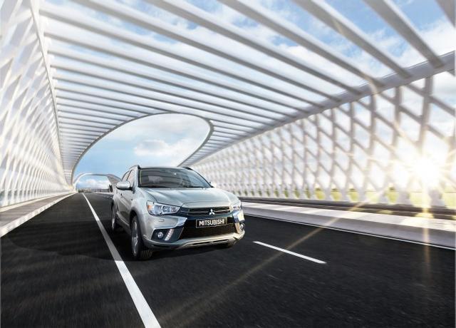 日本三菱汽车在俄罗斯11月的销量