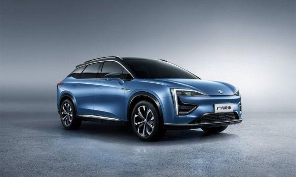 广汽蔚来首款车将于12月27日发布,续航650km!