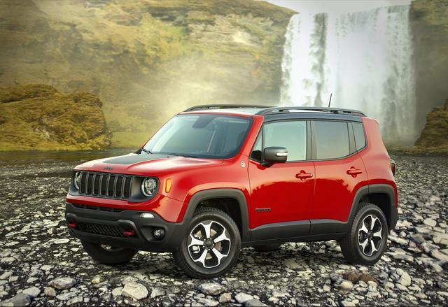 Jeep将推小型越野车,竞争铃木吉姆尼