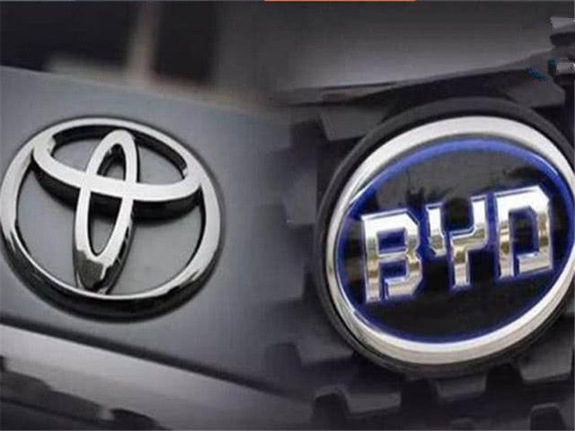比亚迪丰田电动车公司正式成立;今年国内乘用车销量或下降12.5%