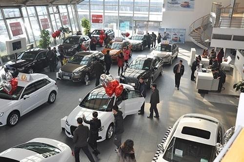 预计中国汽车产量今年将下降11.5%至2160万辆