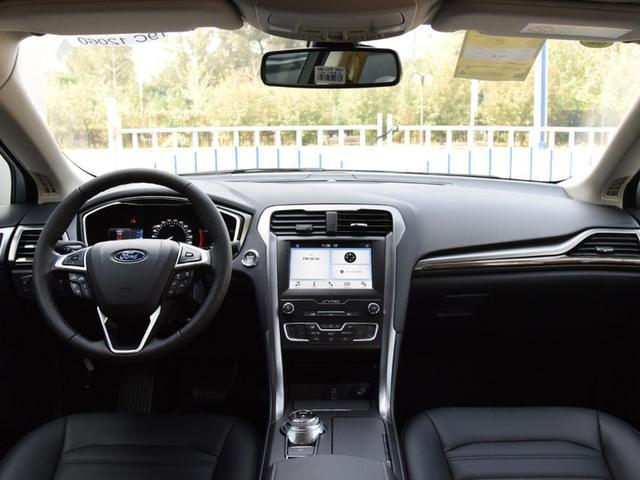 福特新款蒙迪欧正式上市 售19.28-22.68万元
