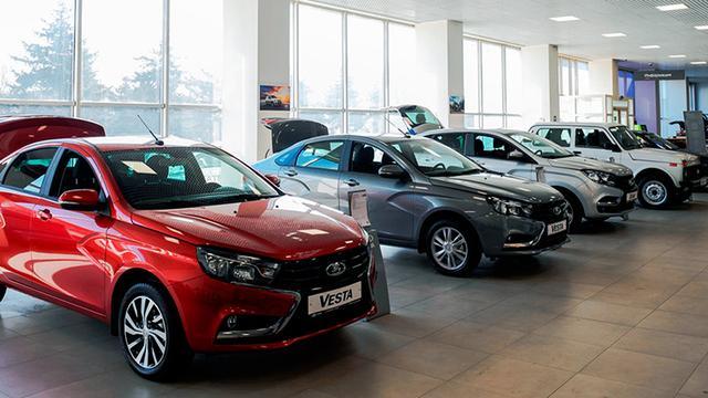 俄罗斯4月份新车销售极为惨淡
