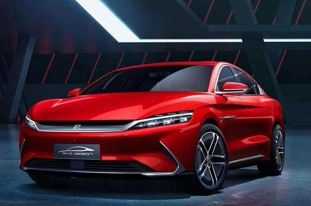 比亚迪公布5月销量数据 新能源汽车增速喜人