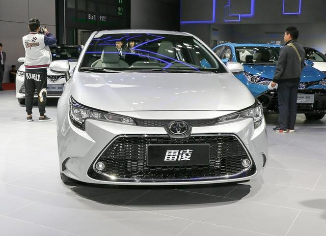 5月轿车销量排行:帝豪杀进前十,英朗再上榜单