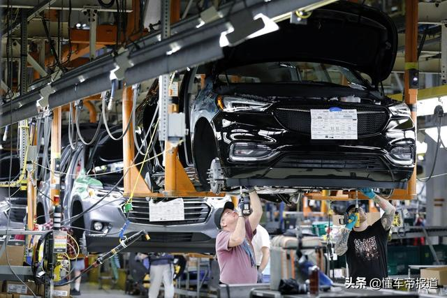 海外   通用汽车二季度在美销量大跌34% 除皮卡车型外均表现低迷