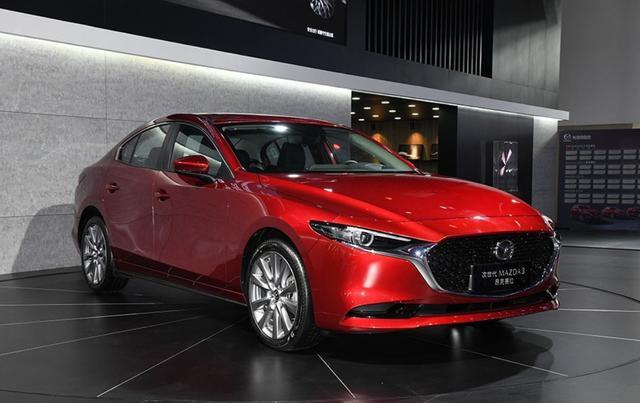 2020年6月份,马自达在中国车市的零售销量为21002辆,同比增长7.3%