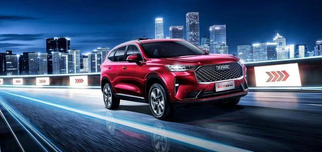 长城汽车6月销量突破8万台,3款车型月销破万 皮卡大涨272.3%