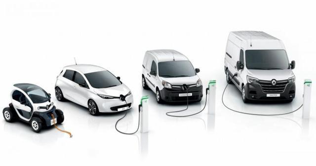 雷诺在欧洲的电动汽车销量达到 30 万的里程碑