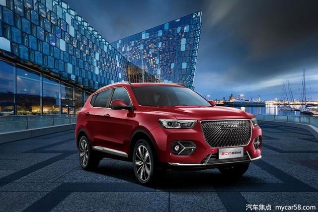 7月SUV销量排行榜:长安CS75势头强劲,GLC销量超途观