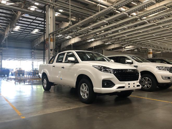 江铃汽车第三季度同比增长38.3% 总销量58,078辆 创下史上最佳…