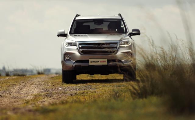 9月荣膺国产中大型SUV销量TOP1 哈弗H9综合实力媲美豪华车