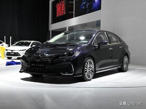 完善电动化产品线 丰田多款新车亮相车展