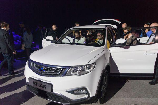 中国汽车在俄销量激增43.1%:用户最爱SUV 吉利长城受欢迎