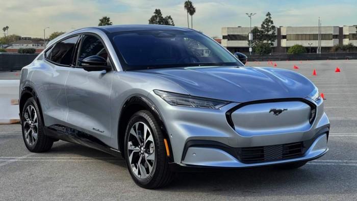 福特公布Mustang Mach-E销量:今年迄今已售出近4000辆