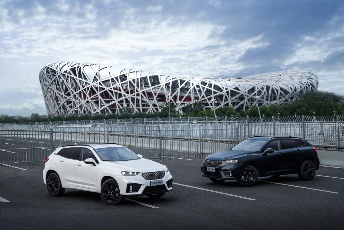 长城汽车销量快报:2月销量8.9万台,同比增长788%