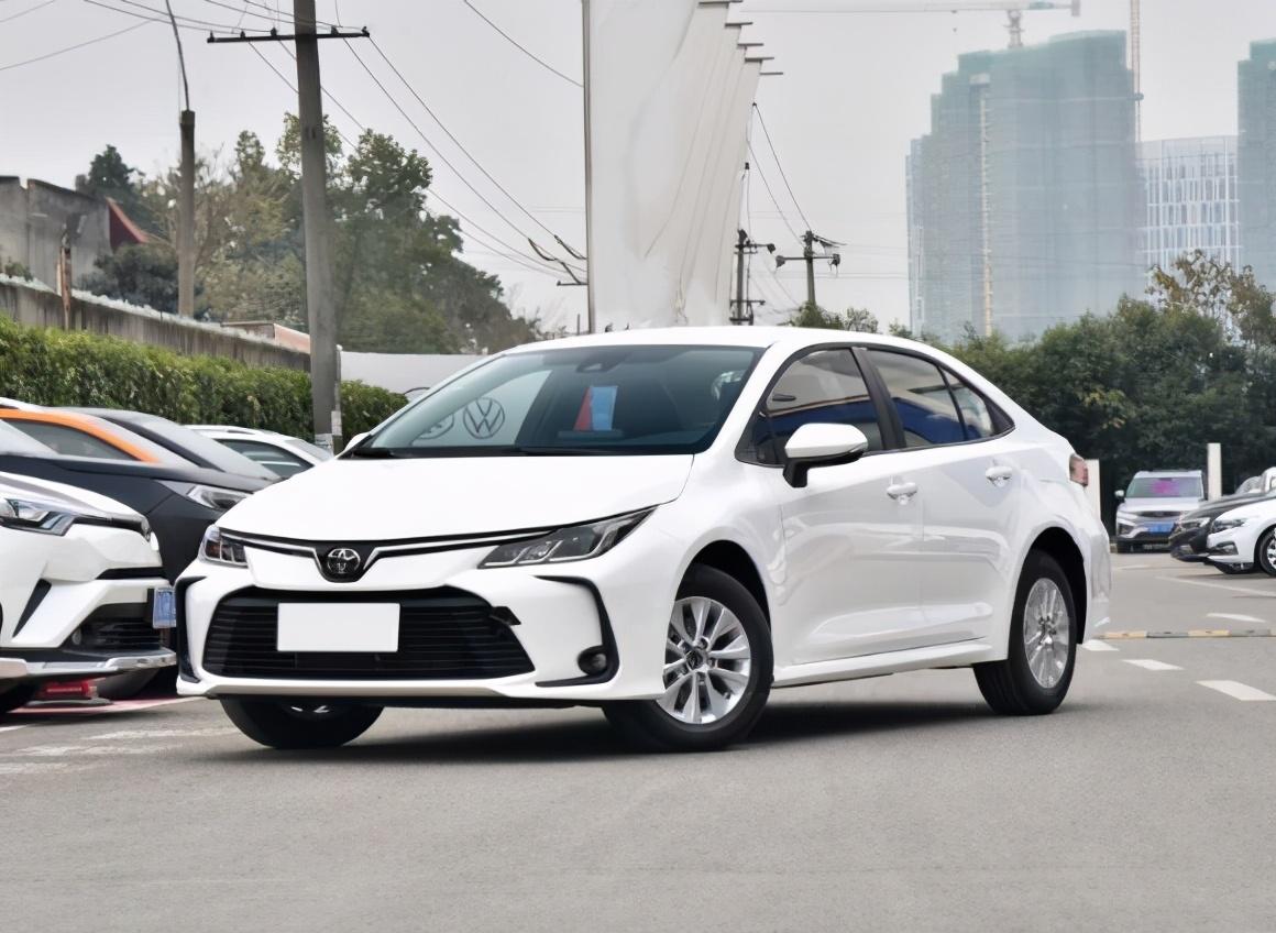 5月轿车销量排行完整榜,宝来超卡罗拉,逸动不敌帝豪
